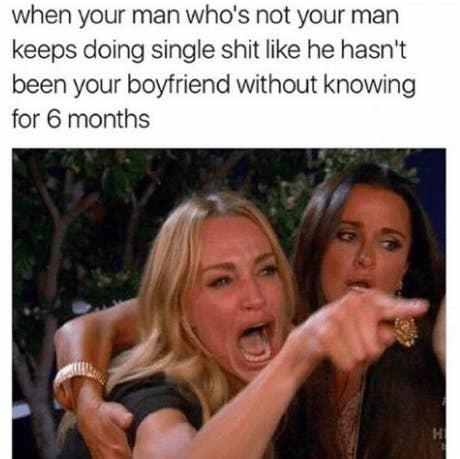 Having Relationship Problems Meme