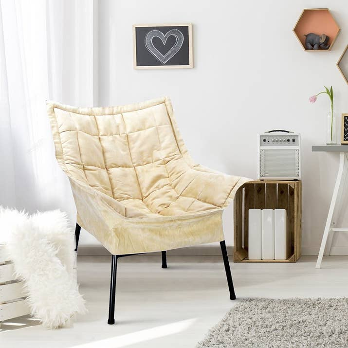 17 Comfy Chairs That Are Just Begging To Be Napped In