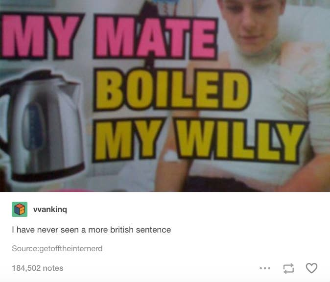 21 Times Tumblr Summed Up What It Means To Be British