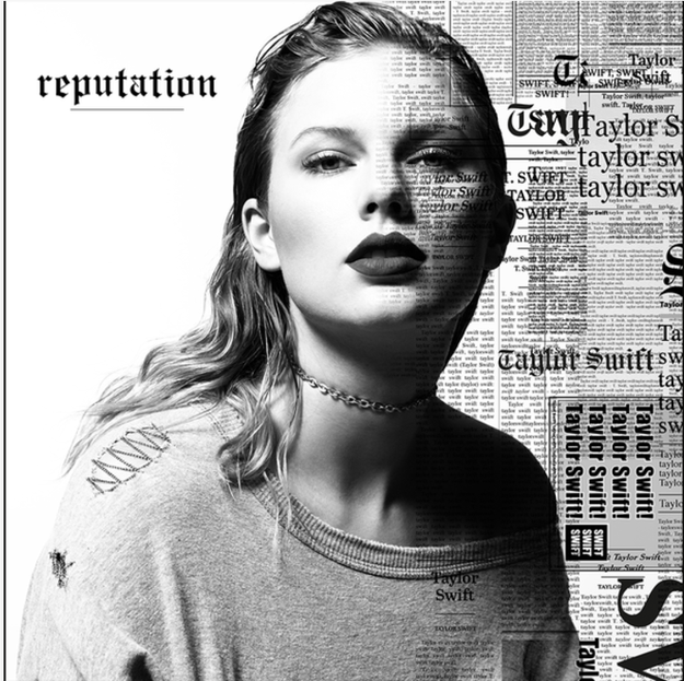 "Last night Taylor Swift released the first single, ""Look What You Made Me Do,"" from her album Reputation."