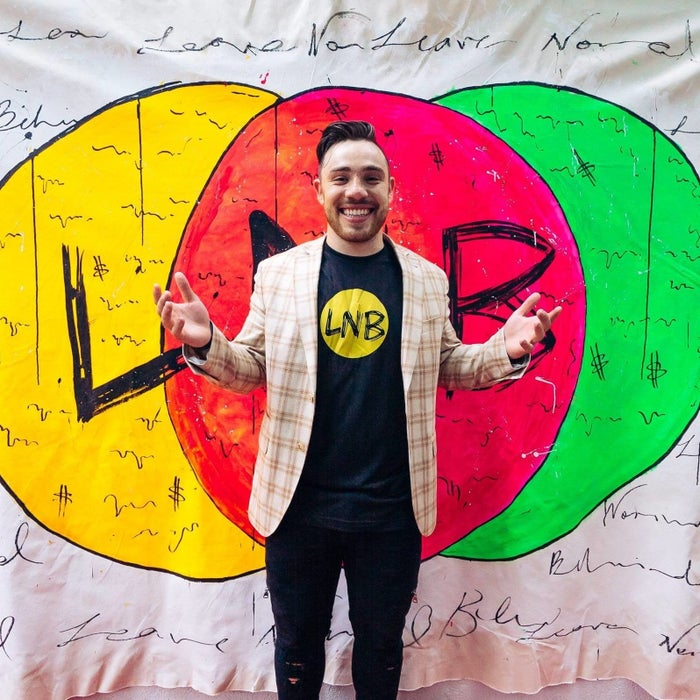 """A 23 year-old thought leader who is responsible for the viral sensation: fidget spinners. Rob's company """"Leave Normal Behind"""" focuses on accelerating the genius of others who are becoming the best version of themselves.Follow Rob here:InstagramFacebookLeave Normal Behind"""