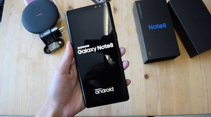 The Galaxy Note 8 Has The Best Camera Samsung's Ever Made