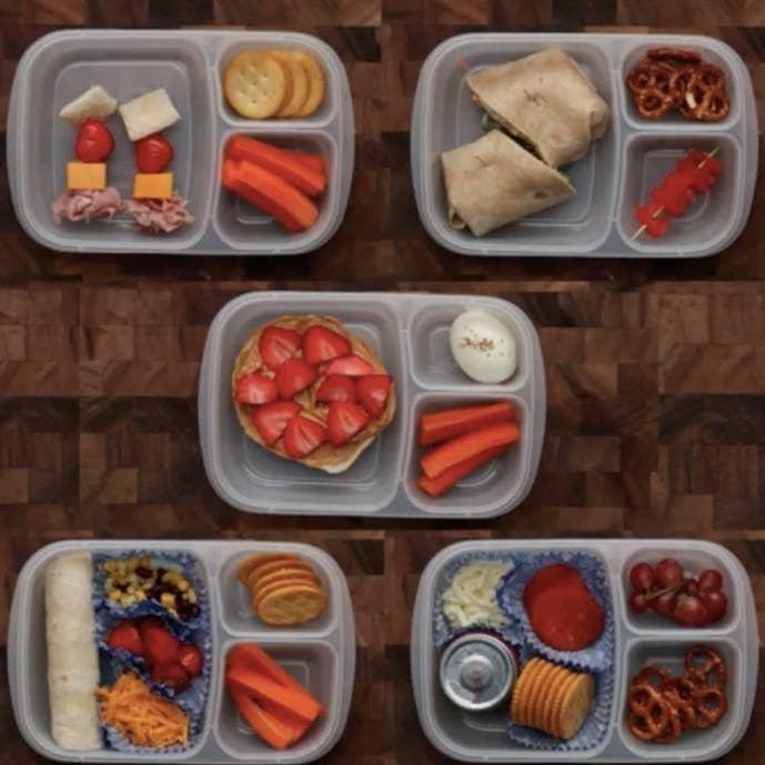 Easy no sandwich lunch box ideas to break your pbj routine devin rogerinobuzzfeed forumfinder Choice Image