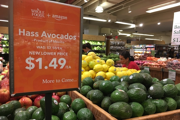perform environmental scanning at whole foods