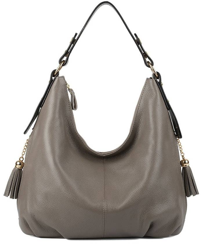 3cd4583004c A hobo bag that's as functional as it is attractive.