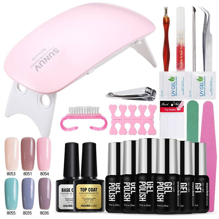 29 Products That\'ll Help You Give Yourself A Perfect Manicure
