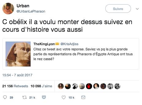 histoire drole twitter