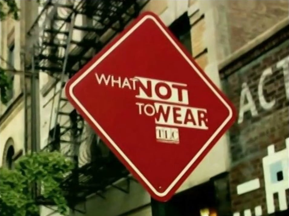 What Not To Wear is the longest running makeover show with 10 seasons and 343 episodes.