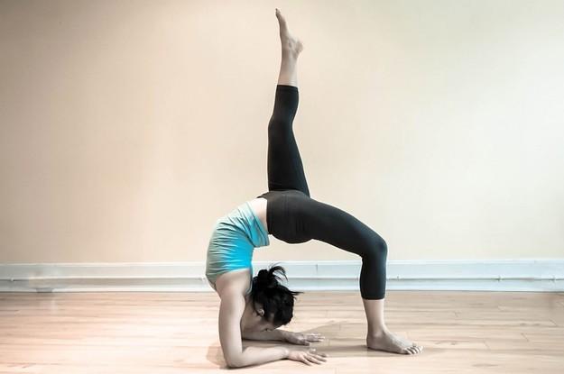 10 insane yoga poses you wish you could strike doyouyogacom - HD1280×813