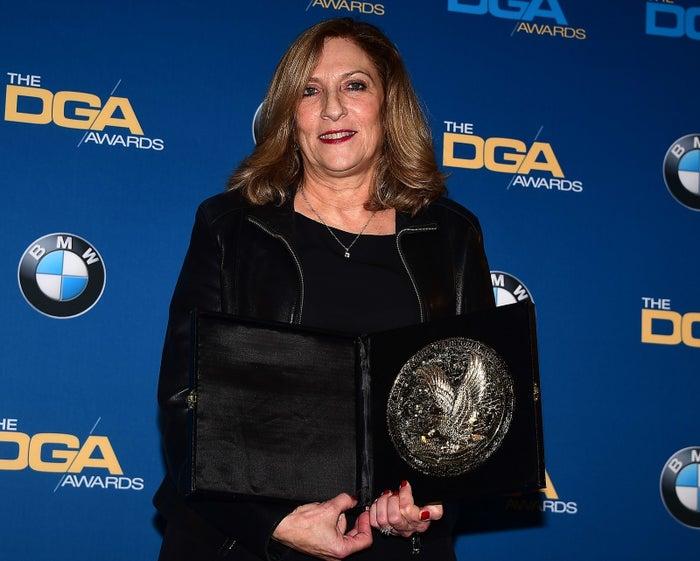 Lesli Linka Glatter won a Directors Guild Award for Homeland in 2015.