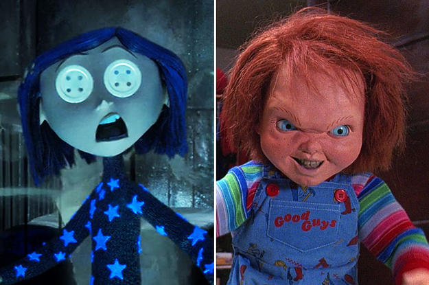 21 Creepy Kids Who Are Right Out Of A Horror Film
