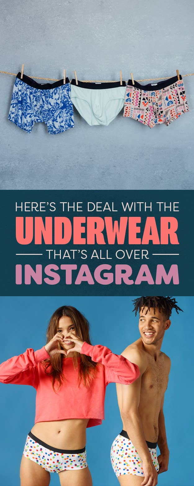 I Tried The Underwear That's All Over Instagram To See If