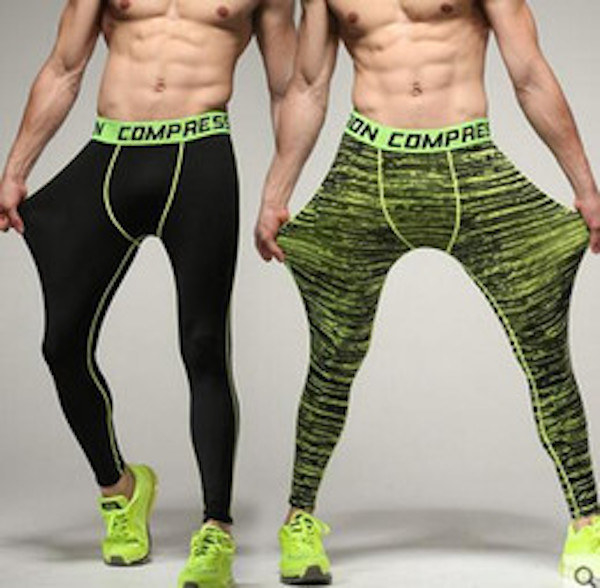 Fitness leggings (with no shorts):