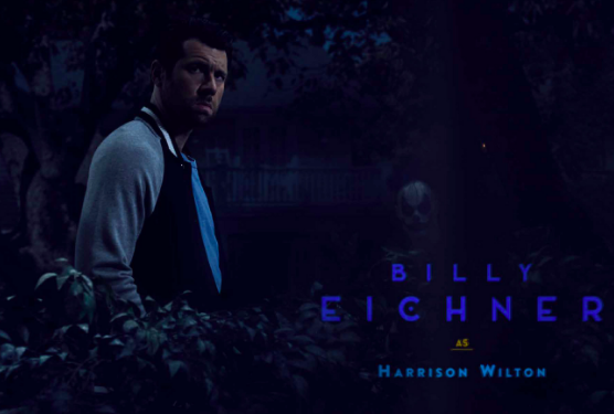For those of you who are too lazy and impatient — don't you worry, we've got your back. Here's Billy Eichner as Harrison Wilton.