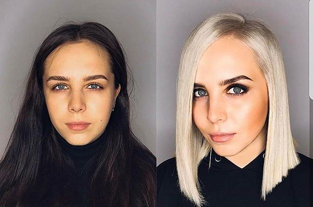 19 Hair Transformations That Will Make You Want To Cut Your Hair