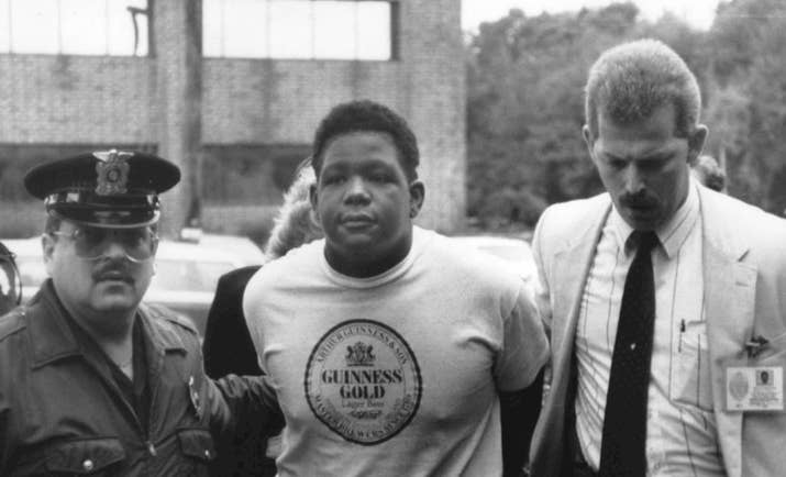 Price was 13 years old when he killed for the first time, and then killed three more people before he was arrested in 1989 at the age of 15. He was chillingly calm when confessing to his murders, where he revealed that his weapons of choice were kitchen knives.