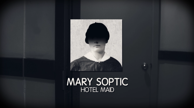 Throughout his stay, the hotel maid Mary Soptic said Owens allowed her to clean while he was in the room.