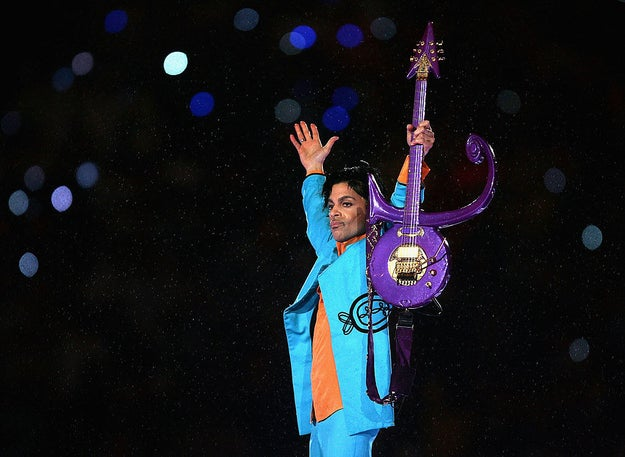 Yo, Taylor, I'm really happy for you, I'mma let you finish, but Prince was one of the greatest artists of all time! One of the best artists of all time!