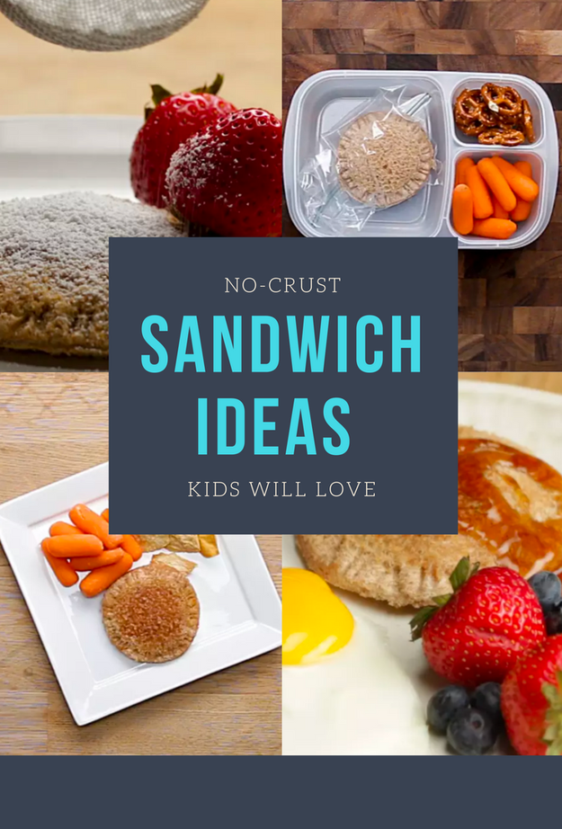 This Genius Sandwich Hack Makes Packing Your Kid's Lunch A Breeze