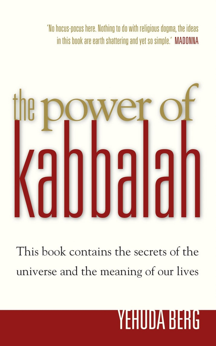 """What it's about: At first glance this book is an incredibly concise explanation of Kabbalism. But upon further inspection, it's really a guide for anyone looking to live a more positive life.Promising review: """"This is a very powerful book to read. If you want to make changes in your life and don't know how to do it, this is the book for you. It explains taking the negative to the positive realm. I loved it because it gave me so much confirmation and input on things I am doing now and what I need to do."""" – Creations of Dreams"""