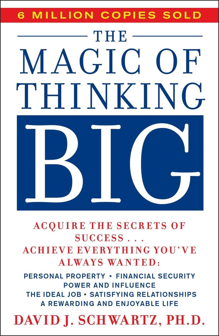 """What it's about: Practical advice for bringing positivity and visualization in to your work life. This book is no nonsense and all about your career's bottom line.Promising review: """"I love this book. It's an easy read, contains lots of 'Aha!' moments, and is great for tidbits of useful advice and optimism."""" – Chi"""