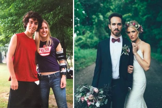A Girl Stopped Her Friend From Killing Himself And Now They're Married
