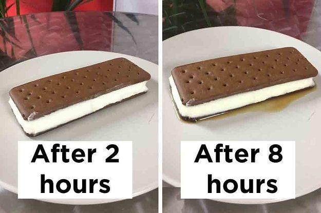 Gluten Free Ice Cream Sandwich Cake