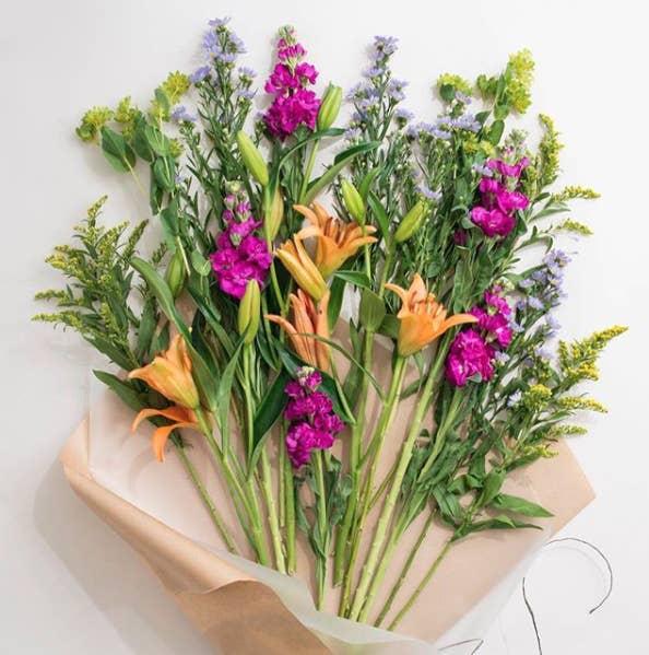 Deep Bloom Arrangement