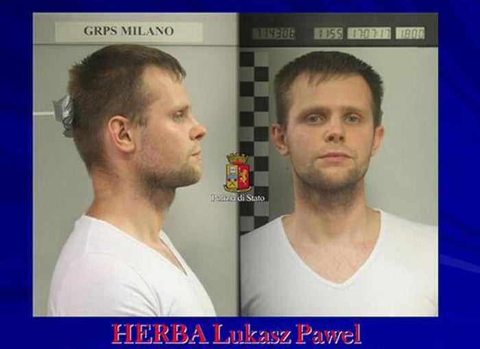 Lukasz Pawel Herba, a Polish citizen with British residency, has been arrested in the alleged kidnapping of a young British model.