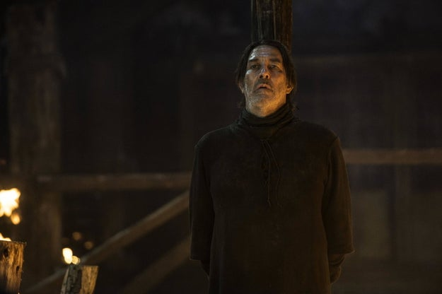 Mance didn't listen, and as a result, he ended up being killed by Stannis.