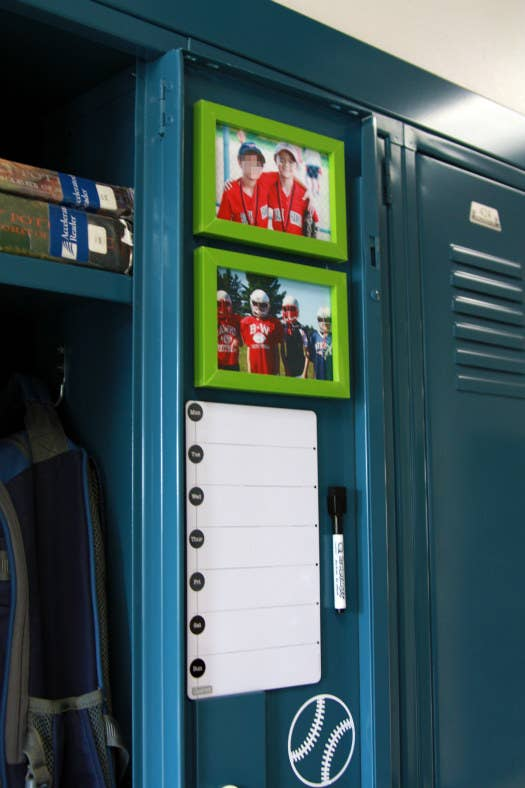 15 Locker Decorating Ideas That Will Make All Your Friends Jealous