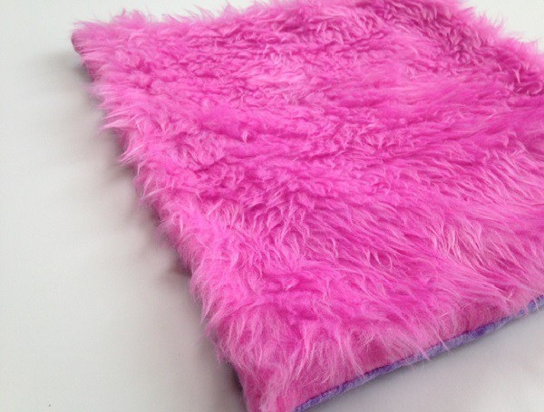 Add Some Texture To The Bottom Of Your Locker With This Fuzzy Locker Rug.