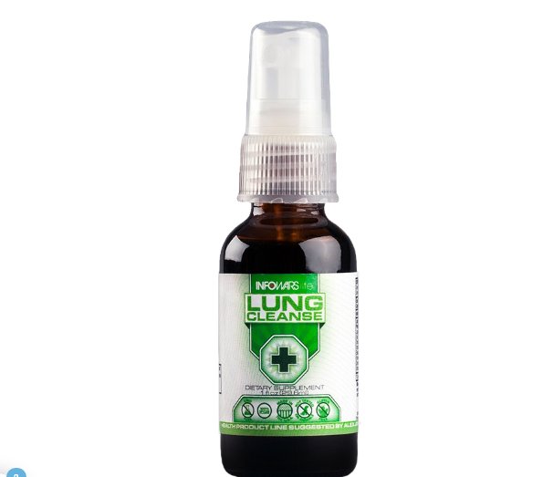 Lung Cleanse (spray) - $49.95