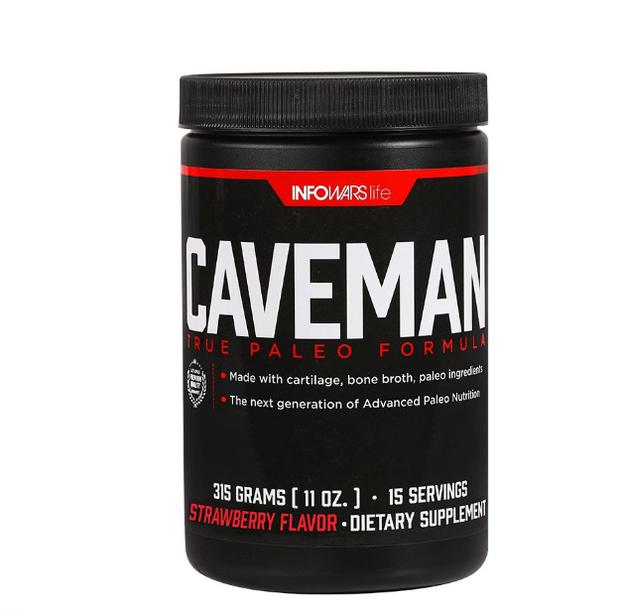 Caveman True Paleo Formula (shake powder) - $59.95