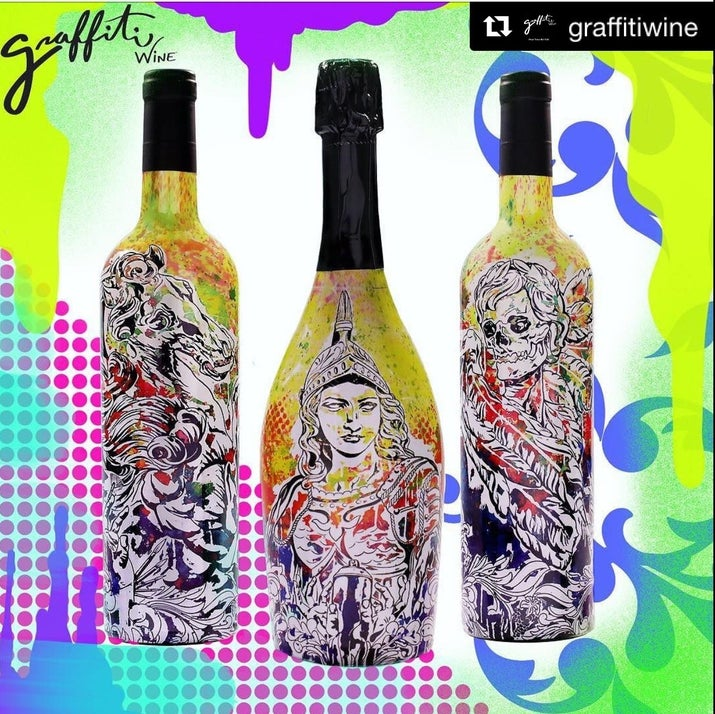 Some of the wine labels I have seen trending a lot lately have a gold foil, embossed labels, graffiti labels, and gorgeous art that are always filled with personal touches. 46% of Millennials pick their wine simply based on the way the label looks.