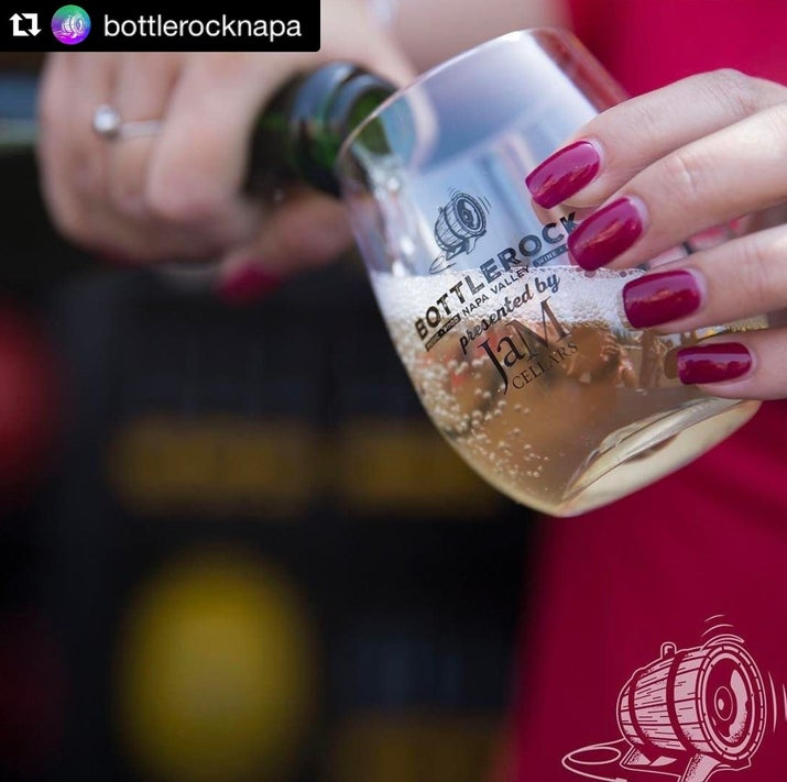 BottleRock 2018, May 25th-27th. Started in 2015 in Napa, CA. Musicians, Celebrity Chefs and performance from winemakers are on their stages. There are wine cabanas where you can taste the wines from some notable wine makers like Cakebread Cellars, JaM Cellars, and Chandon.