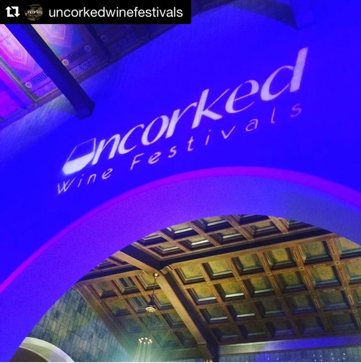 Uncorked 2017 is a Wine, Food, and Music Festival that features over 200 wineries at each festival form CA to OR. It happens monthly in CA, AZ, IL, NY, MO the soonest one is September 16 in Kansas City at Union Station.