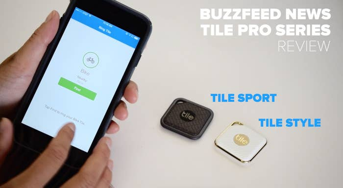 """If you never thought you needed a Bluetooth tracker, here's a tip: You do. They're relatively inexpensive, and a good way to find smaller, valuable items that often get misplaced, like keys or a wallet. The problem, however, is choosing which one to get. There are dozens of """"item finder"""" gizmos (an Amazon search yields thousands of results) that have the same basic features. Trackers from Tile, Trackr, and Chipolo all connect to an app on your phone, which displays the item's last known or current location and can remotely ring the tracker. They can also reverse-find a phone by pressing on the tracker, and tap into a network of users with the same tracker to crowdsource your search when the device goes out of Bluetooth range (between 100 and 200 feet). That last capability — being able to use the power of crowds to find out where you left your keys — is, in my opinion, the most useful feature. That means the best tracker is the most popular one. That's Tile's advantage. It claims that it's the """"leading smart location company"""" with the """"largest lost and found community."""" The Tile Mate is currently the #1 best seller on Amazon and has more Facebook followers (501k) than its competition (Trackr has 471k and Chipolo has 51k).Today, Tile is launching two new Bluetooth trackers in its """"pro"""" series, the Tile Style and Tile Sport, which, the company hopes, will make Tile not only the most popular item finder, but the most rugged and powerful one, too. I've been testing the new Tiles, and they are indeed more durable and have better Bluetooth range and louder internal speakers. But while I find trackers indispensable, they are not the fail-safe many people assume they are."""