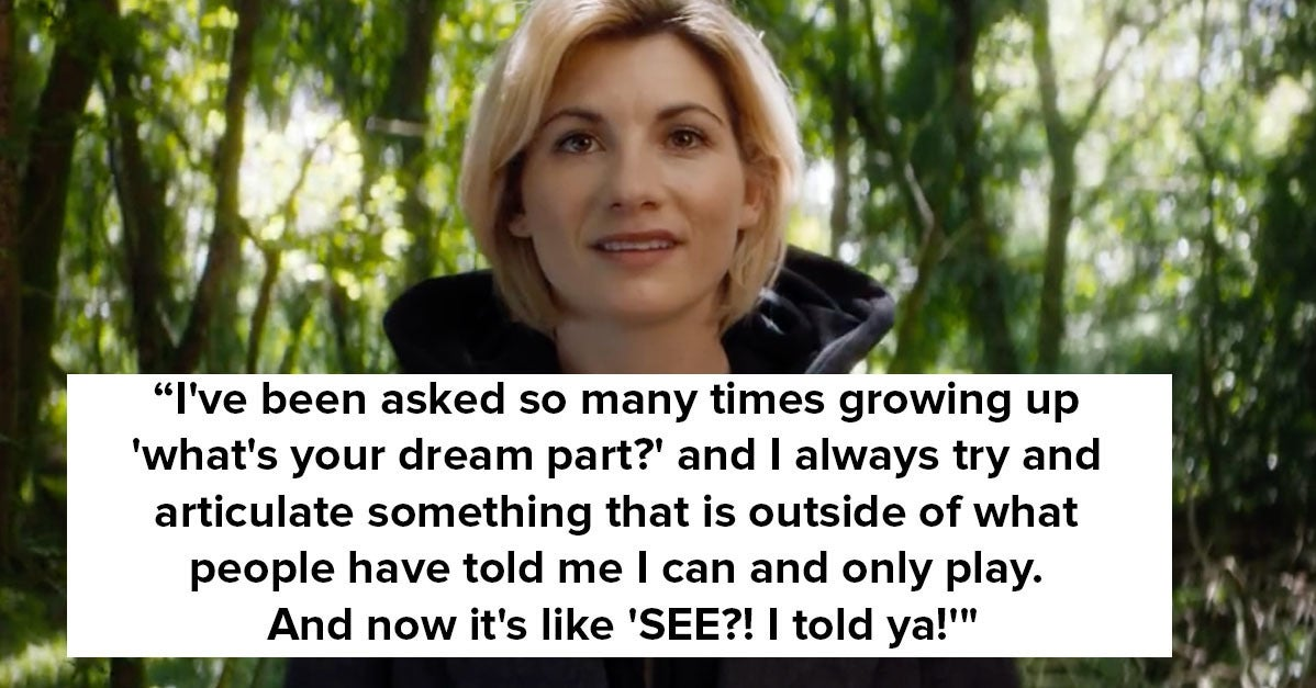 8 Of The Best Quotes From Jodie Whittakers First Doctor Who