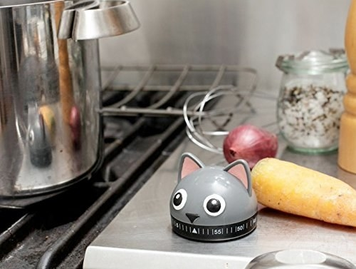 this timer thatu0027ll make sure you donu0027t overcook or undercook things while still being cute af