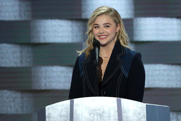 In the interview, Moretz opens up about the time she was body-shamed while on set with a male costar.