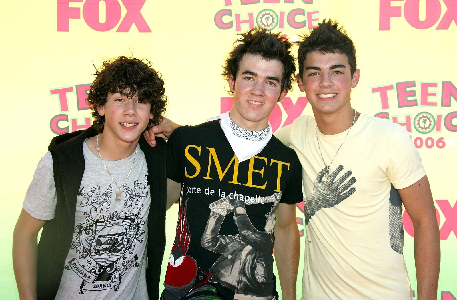17 Iconic Jonas Brothers Fashion Moments You Definitely Forgot About