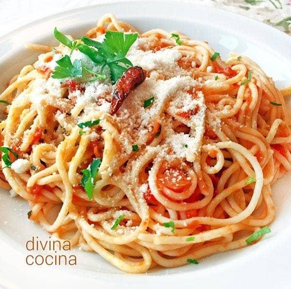 16 Deliciosas recetas de espagueti que necesitas hacer si amas la pasta