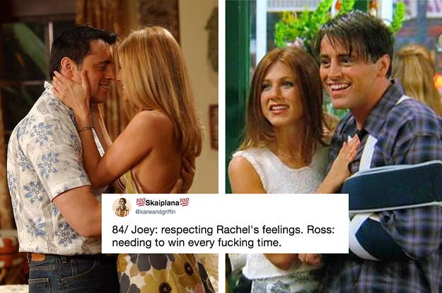 "17 Joey Tribbiani ""Friends"" Episodes That Will Always Make"