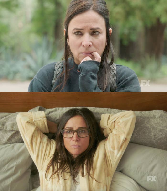 The FX series, created by Pamela Adlon and Louis C.K., stars Adlon as Sam Fox, a working actor and single mom to three daughters. The first season won a 2016 Peabody Award, and Adlon nabbed an Emmy nomination for Outstanding Lead Actress in a Comedy Series earlier this year.