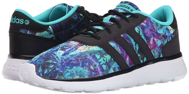 82be4ff3df4d Give intergalactic realness with a pair of Adidas NEO Lite Racer sneakers.