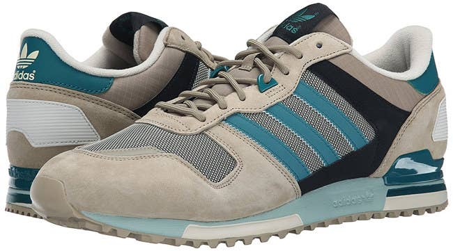 36f2a69589e9 Add tons of attitude to your sneaks collection with a pair Adidas ZX 700  sneakers.