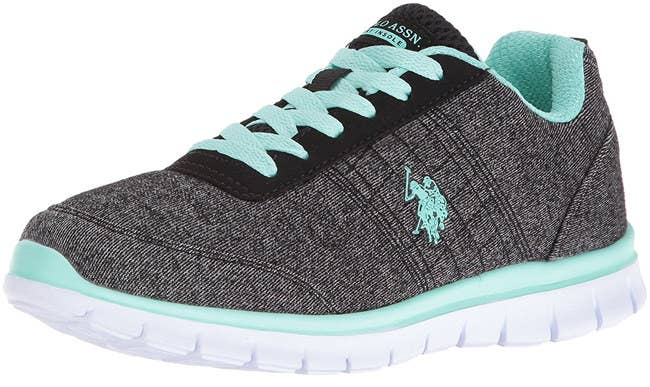 pretty nice c2ed1 9fca3 Keep your footwear fashions simple with a cozy pair of US Polo Association  Cece sneakers you can wear all day long.