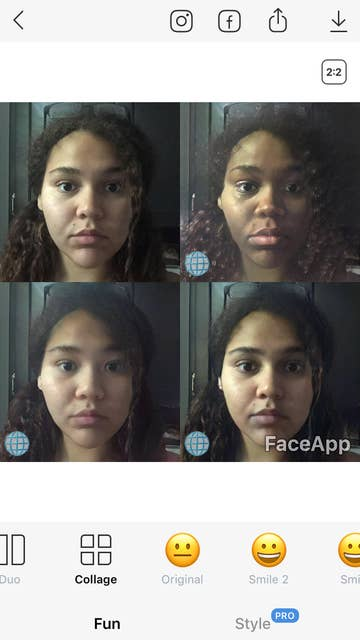 FaceApp Introduced Blackface And Yellowface Selfie Filters, Then