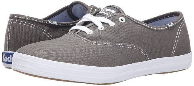 Slip on an iconic pair of of rubber sole Keds Champion sneakers you know you  can always count on. da4779eed
